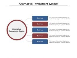 Alternative Investment Market Ppt Powerpoint Presentation Inspiration Templates Cpb