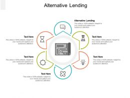 Alternative Lending Ppt Powerpoint Infographic Template Graphics Tutorials Cpb