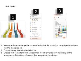 am_four_colored_arrows_and_pie_charts_powerpoint_template_Slide04