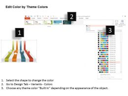am_four_colored_arrows_and_pie_charts_powerpoint_template_Slide05