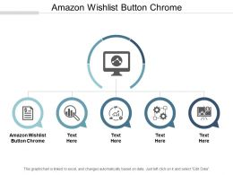 Amazon Wishlist Button Chrome Ppt Powerpoint Presentation File Graphic Tips Cpb