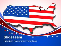 America Is A Great Country PowerPoint Templates PPT Themes And Graphics 0713
