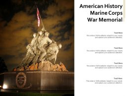American History Marine Corps War Memorial