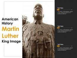 American History Martin Luther King Image