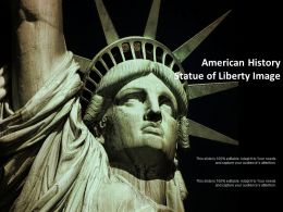 American History Statue Of Liberty Image