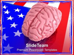 American Intelligence Is Remarkable PowerPoint Templates PPT Themes And Graphics 0713