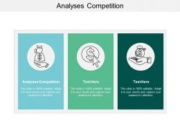 Analyses Competition Ppt Powerpoint Presentation Show Infographics Cpb