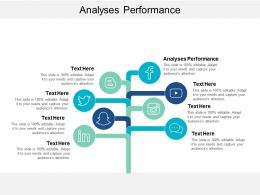 Analyses Performance Ppt Powerpoint Presentation Infographic Template Display Cpb