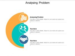 Analysing Problem Ppt Powerpoint Presentation Infographics Show Cpb