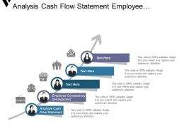 Analysis Cash Flow Statement Employee Competency Development Marketing Strategy Cpb