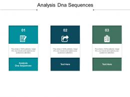 Analysis Dna Sequences Ppt Powerpoint Presentation Outline Example Cpb