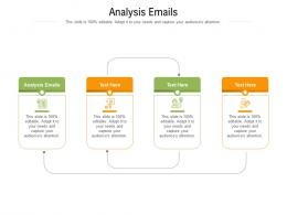 Analysis Emails Ppt Powerpoint Presentation Icon Example Cpb