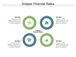 Analysis Financial Ratios Ppt Powerpoint Presentation Guide Cpb