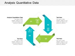 Analysis Quantitative Data Ppt Powerpoint Presentation Infographic Template Files Cpb
