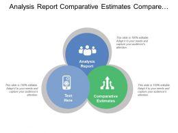 Analysis Report Comparative Estimates Compare Geographies Globe Landscape Reports