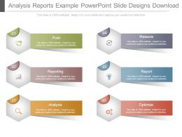 Analysis Reports Example Powerpoint Slide Designs Download