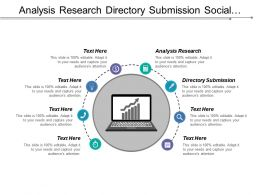 Analysis Research Directory Submission Social Bookmarking Technical Optimization