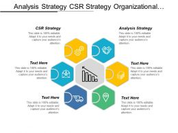 Analysis Strategy Csr Strategy Organizational Change Management Framework Cpb