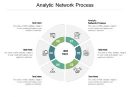 Analytic Network Process Ppt Powerpoint Presentation Inspiration Graphics Template Cpb