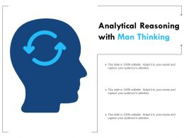 Analytical Reasoning With Man Thinking