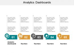 Analytics Dashboards Ppt Powerpoint Presentation File Inspiration Cpb