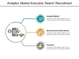 Analytics Market Executive Search Recruitment Business Relationships Developing Leadership Cpb