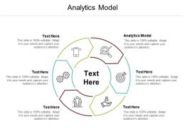 Analytics Model Ppt Powerpoint Presentation File Model Cpb