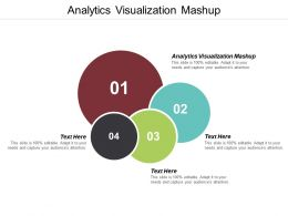 Analytics Visualization Mashup Ppt Powerpoint Presentation Icon Graphics Design Cpb