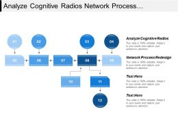 Analyze Cognitive Radios Network Process Redesign Sales Management