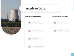 Analyze Data Performance Ppt Powerpoint Presentation Layouts