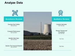 Analyze Data Ppt Powerpoint Presentation Diagram Images