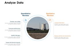 Analyze Data Quantitative Ppt Powerpoint Presentation Ideas