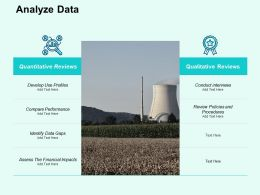 Analyze Data Quantitative Ppt Powerpoint Presentation Show Visual Aids