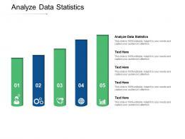 Analyze Data Statistics Ppt Powerpoint Presentation Outline Clipart Cpb