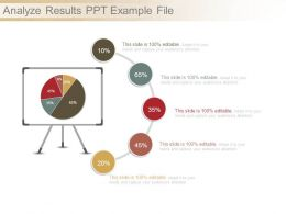 Analyze Results Ppt Example File