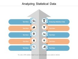 Analyzing Statistical Data Ppt Powerpoint Presentation Outline Layout Ideas Cpb