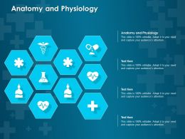Anatomy And Physiology Ppt Powerpoint Presentation Professional Portfolio
