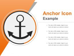 Anchor Icon Example