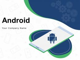 Android Device Location Application Android Business Strategic Semicircular