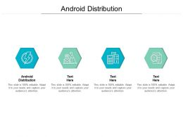 Android Distribution Ppt Powerpoint Presentation Picture Cpb