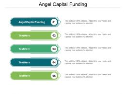 Angel Capital Funding Ppt Powerpoint Presentation Slides Microsoft Cpb