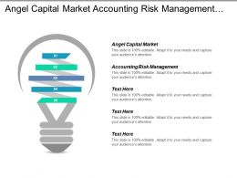 Angel Capital Market Accounting Risk Management Marketing Strategy Cpb