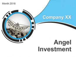 Angel Investment Powerpoint Presentation Slides