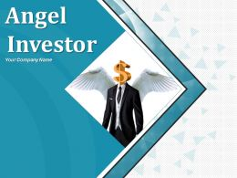 Angel Investor Powerpoint Presentation Slides