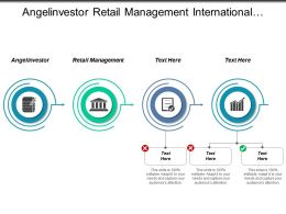 Angel Investor Retail Management International Finance Management Business Marketing Cpb