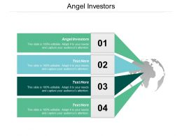 Angel Investors Ppt Powerpoint Presentation Diagram Templates Cpb