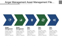 Anger Management Asset Management File Management Leadership Management Cpb