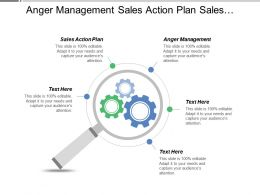 Anger Management Sales Action Plan Sales Analysis Tools Cpb