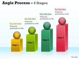 Angle Process With 4 Stages