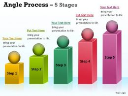 Angle Process With 5 Stages